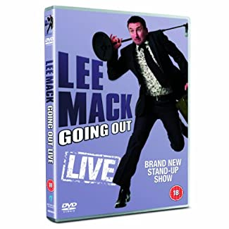 Lee Mack - Going Out - Live