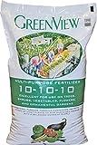Lebanon Seaboard Corporation Green View No.40 10-10-10 All Purpose Fertilizer (21-30192)