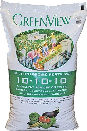 Lebanon Seaboard Corporation Green View No40 101010 All Purpose Fertilizer 2130192