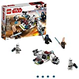 LEGO Star Wars Jedi & Clone Troopers Battle Pack 75206 Building Kit (102 Pieces)
