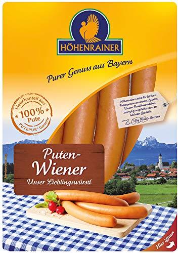 Höhenrainer Puten-Wiener, 4 Stück
