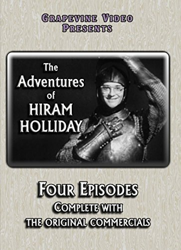 Adventures of Hiram Holliday [DVD] [Import]