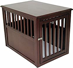 Crown Pet Products Eco-Friendly Pet Crate Table Review