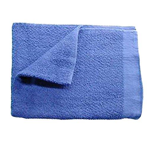 Original Bundeswehr Handtuch Frottee Gebraucht Farbe: Blau 90 x 50 cm aus 100% Baumwolle