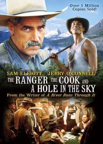 The Ranger The Cook and A Hole in the Sky product image