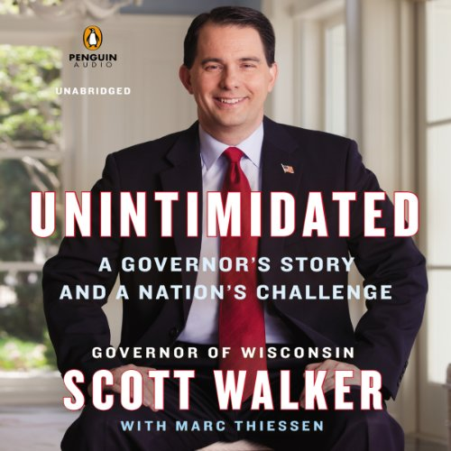 Unintimidated audiobook cover art