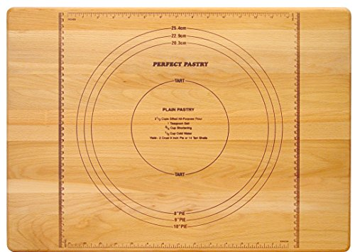 "Catskill Craftsmen Reversible Perfect Pastry Board, 22"" x 16"" x 3/4"""