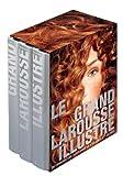 Coffret grand Larousse illustré en 3 volumes