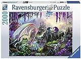 Ravensburger- Valle del Dragón Rompecabeza de 2000 Piezas, Multicolor (16707)