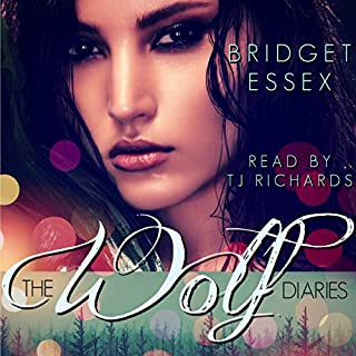 The Wolf Diaries audiobook cover art