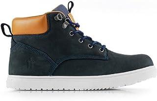 Scruffs Men's Mistral Safety Boots - EN safety certified - Navy, Size 8, Blue, 8 UK (42 EU)
