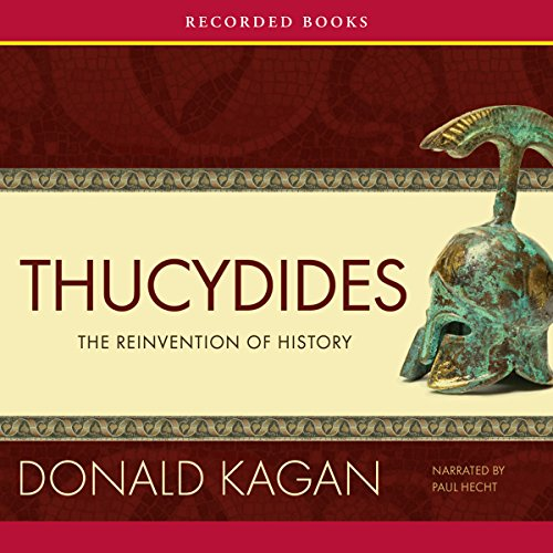Thucydides: The Reinvention of History cover art