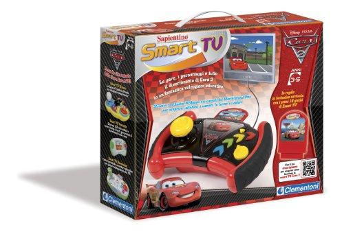 Clementoni 13597 - Smart Tv Cars 2