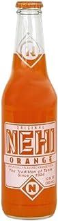 Nehi Orange Soda, 12 Ounce (6 Glass Bottles)
