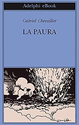 La paura (Biblioteca Adelphi Vol. 571)