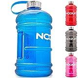 NOQUIT Water Jug 2 Liter - Bodybuilding Fitness Trinkflasche - Grosse