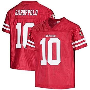 jimmy garoppolo 49ers jersey