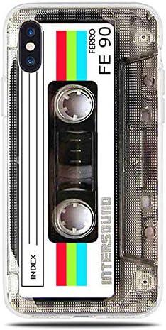 Iphone11Pro max Telefoonhoesje Creatief Tape Telefoonhoesje Gepersonaliseerd Cameratelefoonhoesje TPU Krasbestendige Ultra Dunne Hoesje Cover001iphone7plus8plus