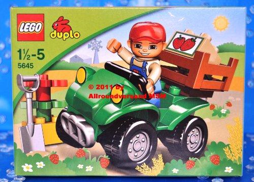 DUPLO LEGOVille Jeu de Construction LEGO La Petite Pelleteuse 5650