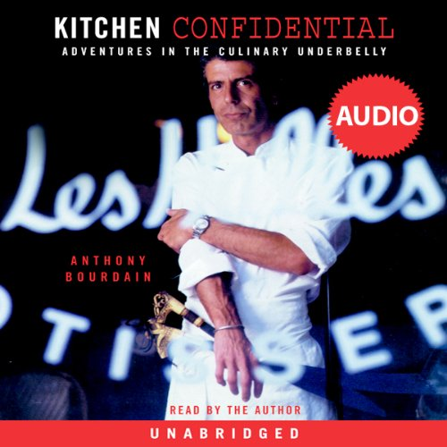 Listen to Audiobooks written by Anthony Bourdain | Audible.com