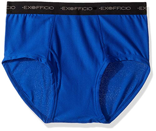 ExOfficio Give-N-Go Slip pour Homme Bleu Roi Taille L