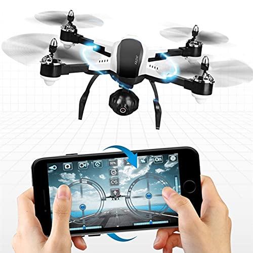 CENYAFAN RC Drone XYCQ X33-1 Mini Pieghevole Selfie Selfie Drone con WiFi FPV 0.3MP o fotocamera da 2MP Altitudine della fotocamera Hold Quadcopter Strumento di assemblaggio di parti RC