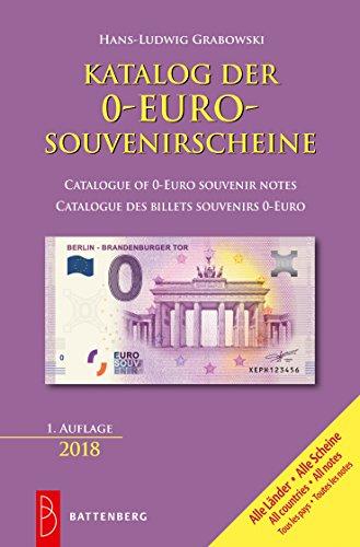Katalog aller 0-Euro-Souvenirscheine