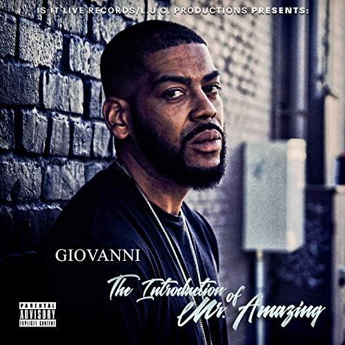 Giovanni Mr Amazing