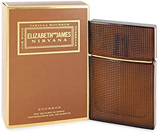 Elizabeth & James Nirvana Bourbon Edp Spray Womens Perfume Nib, 1.7 Ounce