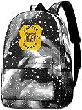 La borsa creativa del poliestere di alta qualità di semplicità del fondo stellato del logo del...