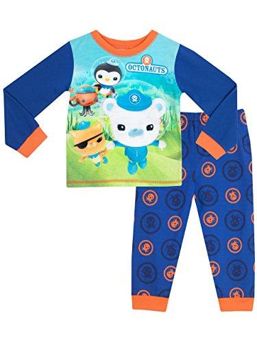 Octonauts - Pijama para Niños - Octonautas - 4-5 Años