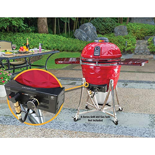 Vision Grills BDCK16C1AD Classic Diamond Cut B-Series Kamado Grill Review