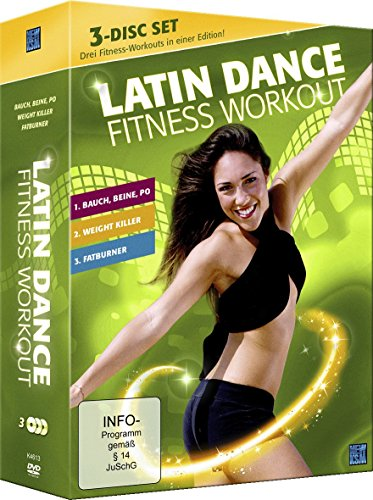 Latino Dance Workout - Gesamtedition [3 DVDs]