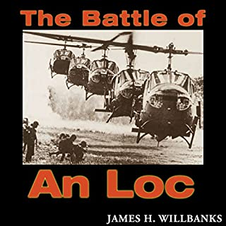 The Battle of An Loc audiobook cover art