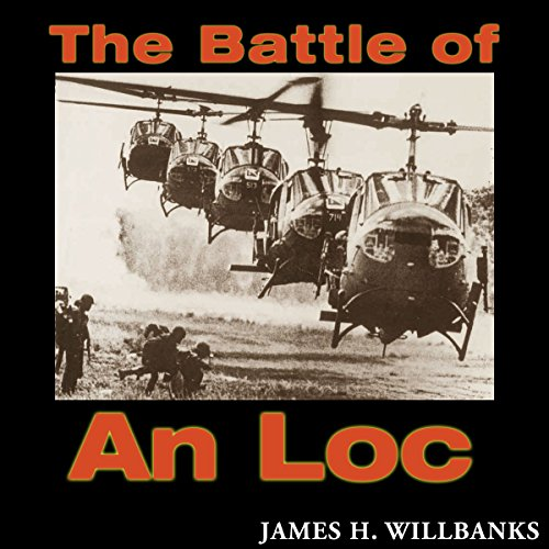 The Battle of An Loc cover art