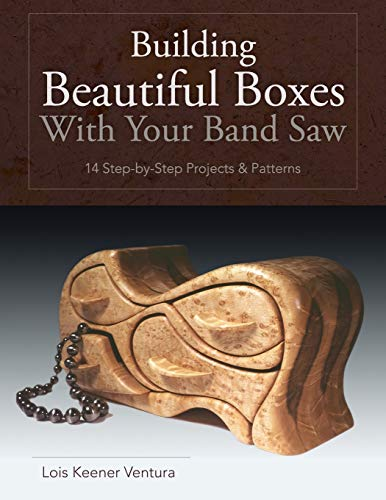 Building Beautiful Boxes with Your Band Saw
