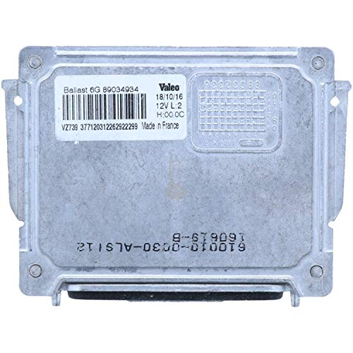 VALEO 6G D1S Xenon koplamp regeleenheid