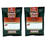Lote de 2 ácidos cítricos – Abido – Bolsa de 100 g
