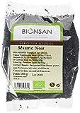 Bionsan - Graines de sésame Noir Biologique, 300 g