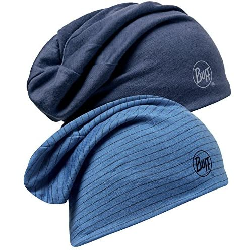 a1f5ff526f6 Amazon.com  Buff Headwear Reversible Merino Wool Hat-Denim  Sports    Outdoors