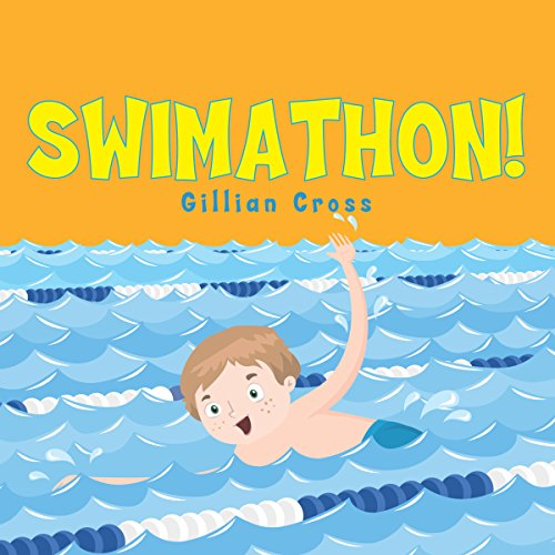 Swimathon! audiobook cover art