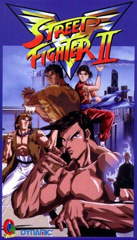 Produktbild Street Fighter 2 - TV Serie Reedition 2-Eps.6-9 - Anime [VHS]