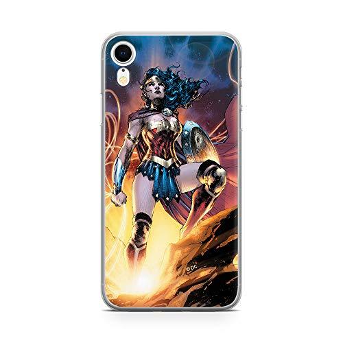 Ert Group WPCWONDERW118 Custodia per Cellulare DC Wonder Woman 001 iPhone XR