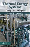 Thermal Energy Systems: Design and Analysis (English Edition)