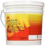 3M FE510045605 Scotch LUB-I Lubricante para el Tendido de Cables, 3,78 litros, 1 bidón