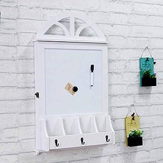 Junta Carta Caja nórdica Creativo Pizarra Clave Caja de Almacenamiento Contador eléctrico Ornamento Junta Cuadro de Mensaj...