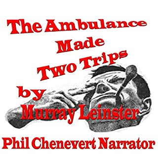 The Ambulance Made Two Trips audiobook cover art