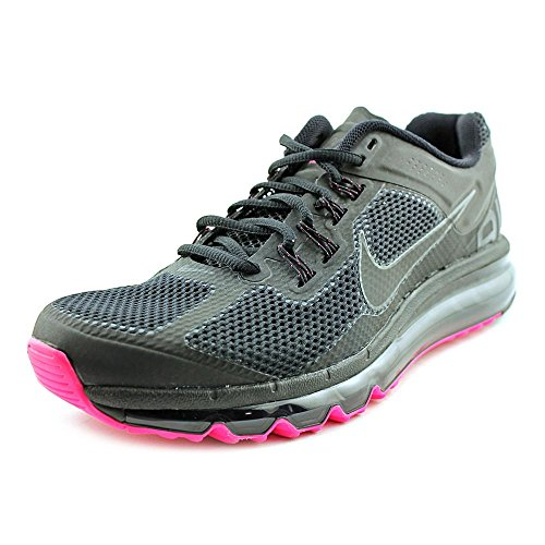Nike Air Max + 2014, Negro (negro), 37,5