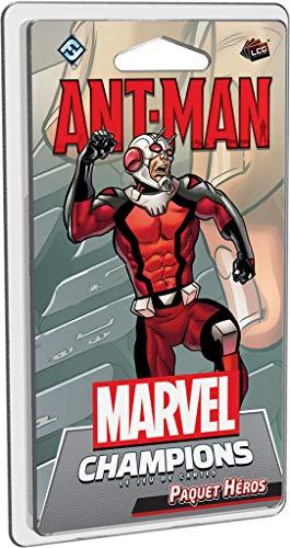 Fantasy Flight Games – Marvel Champions JCE – 12 – Ant-Man (herros)
