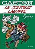 Gaston hors-série - Tome 5 - Le contrat Lagaffe (Gaston hors-série, 5) (French Edition)